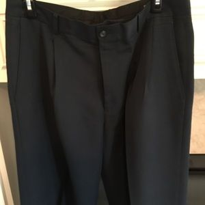 Claiborne Men's Navy Trousers size 33